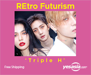 Triple H Mini Album Vol. 2 - REtro Futurism